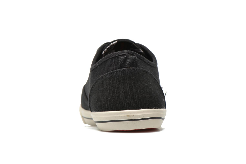 Sneaker Jack & Jones JJ Spider schwarz ansicht von rechts