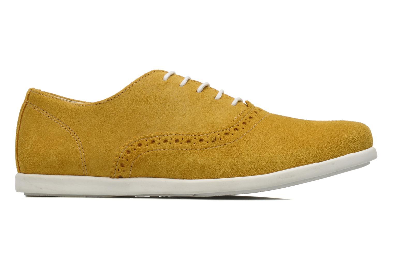 Chaussures à lacets Corniche by trickers Larry CM1000 Jaune vue derrière