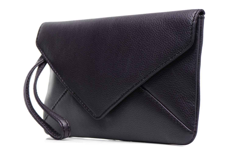 Handtaschen Loxwood Pochette Lana lila schuhe getragen