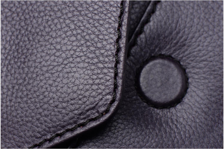Bolsos de mano Loxwood Pochette Lana Violeta      vista lateral izquierda