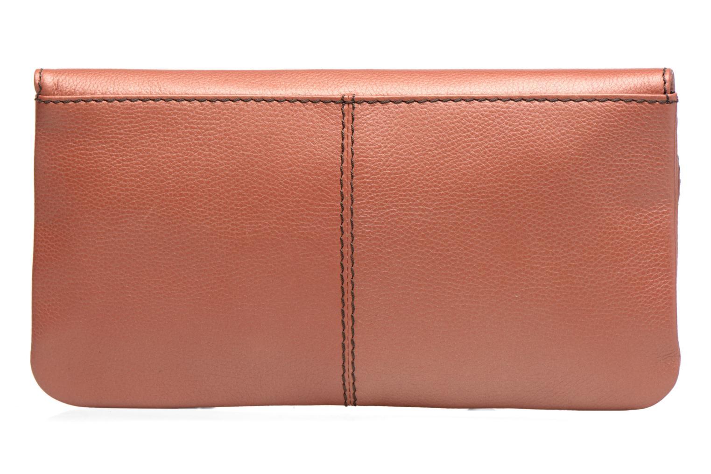 Handtaschen Loxwood Pochette Lana orange ansicht von vorne