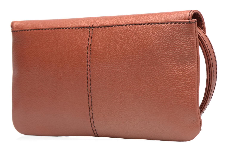 Handtaschen Loxwood Pochette Lana orange ansicht von rechts