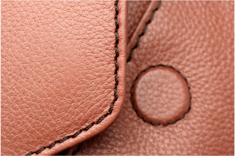 Handtaschen Loxwood Pochette Lana orange ansicht von links
