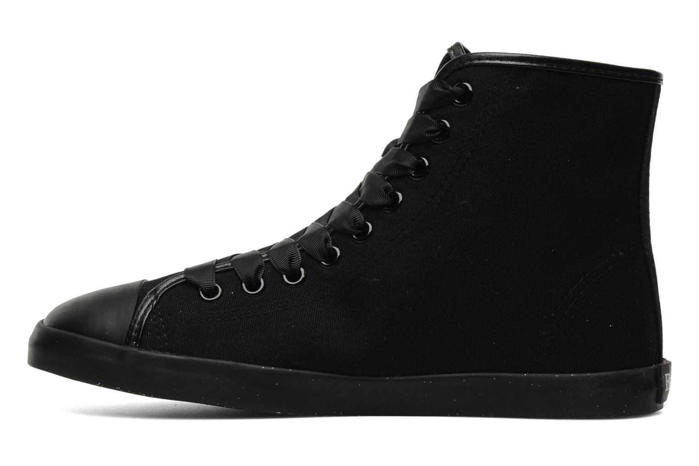 Sneakers Be&D Wingtip Zwart voorkant