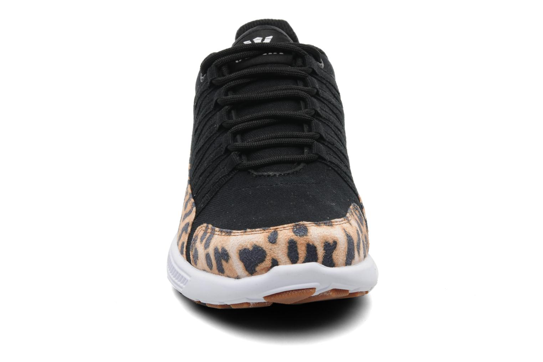 Sneaker Supra Owen schwarz schuhe getragen