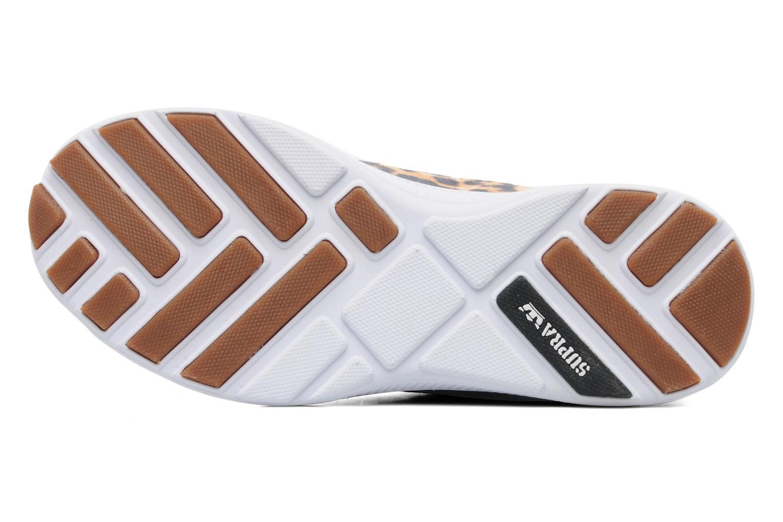 Sneaker Supra Owen schwarz ansicht von oben