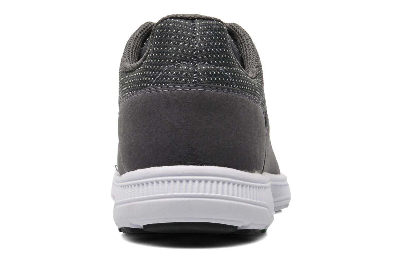 Sneaker Supra Owen grau ansicht von rechts