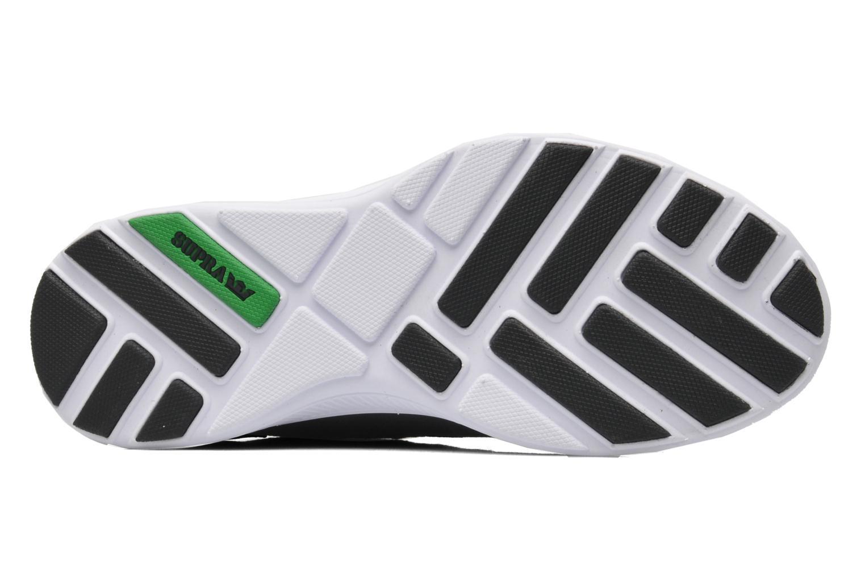 Sneaker Supra Owen grau ansicht von oben