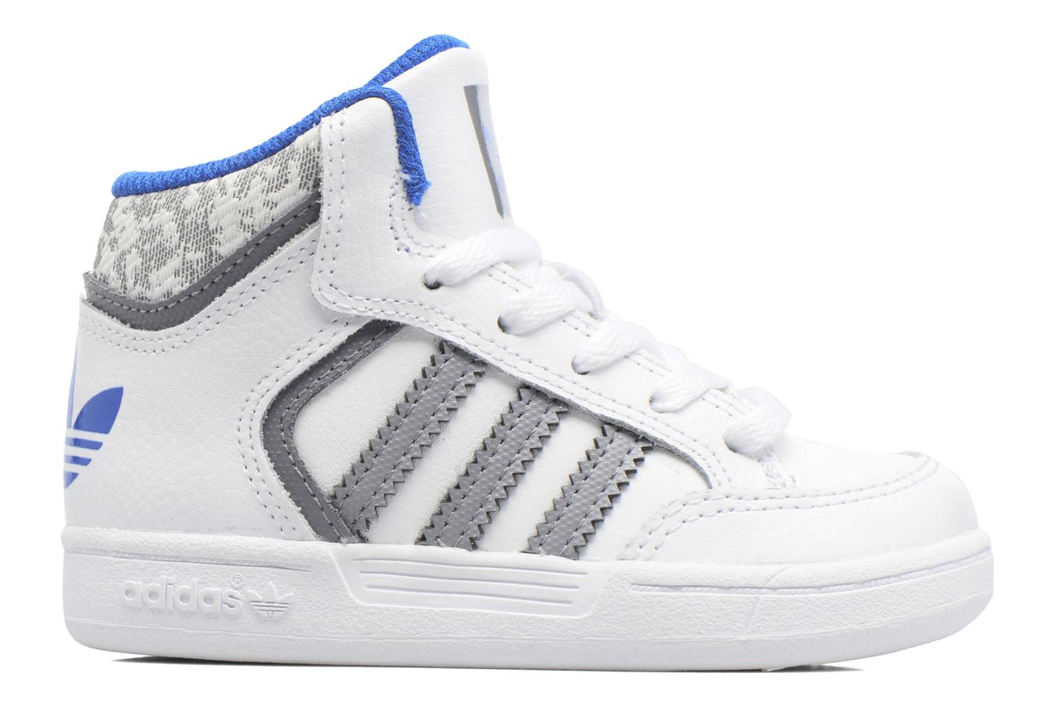 Trainers Adidas Originals Varial Mid I White back view