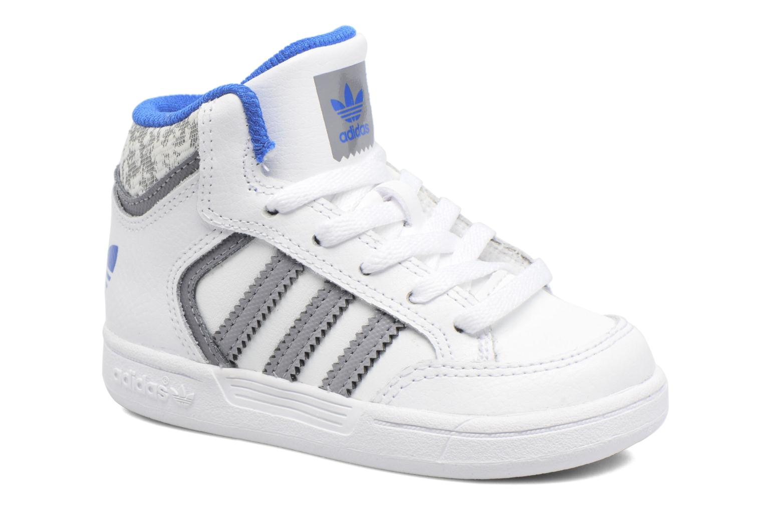 Trainers Adidas Originals Varial Mid I White detailed view/ Pair view