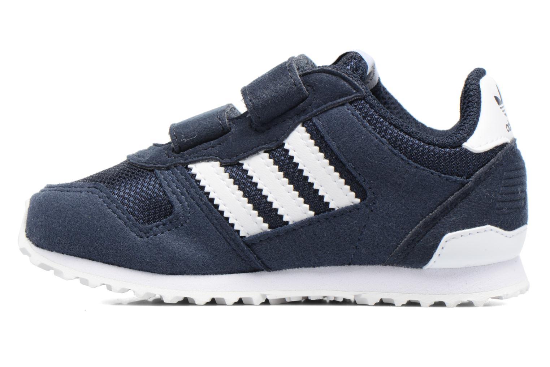 Sneaker Adidas Originals Zx 700 Cf I blau ansicht von vorne