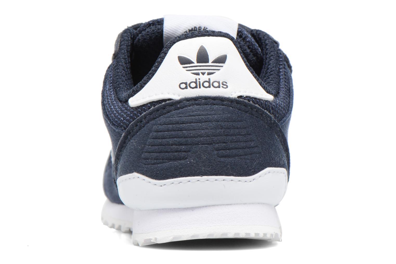 Sneaker Adidas Originals Zx 700 Cf I blau ansicht von rechts