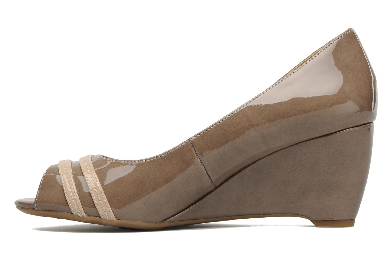Zapatos de tacón Naturalizer BRYLIE Beige vista de frente