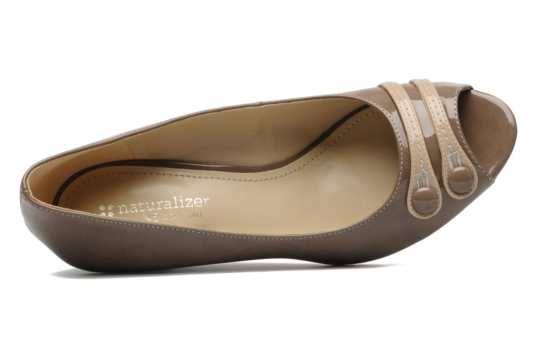 Zapatos de tacón Naturalizer BRYLIE Beige vista lateral izquierda