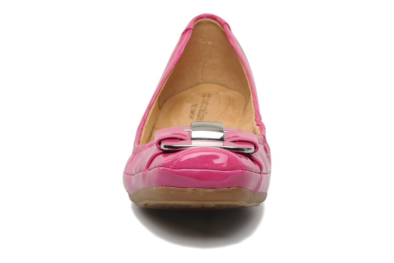 Ballerines Naturalizer VOYLAN Rose vue portées chaussures