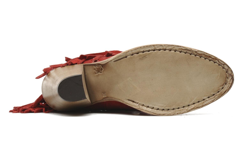 Boots en enkellaarsjes Swildens Izie F Rood boven