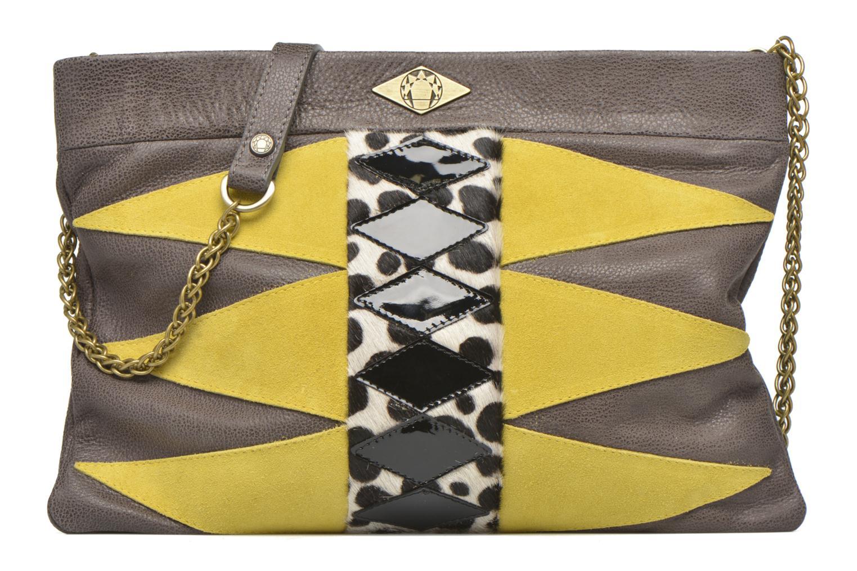 Handtaschen Mohekann Navajo grau detaillierte ansicht/modell