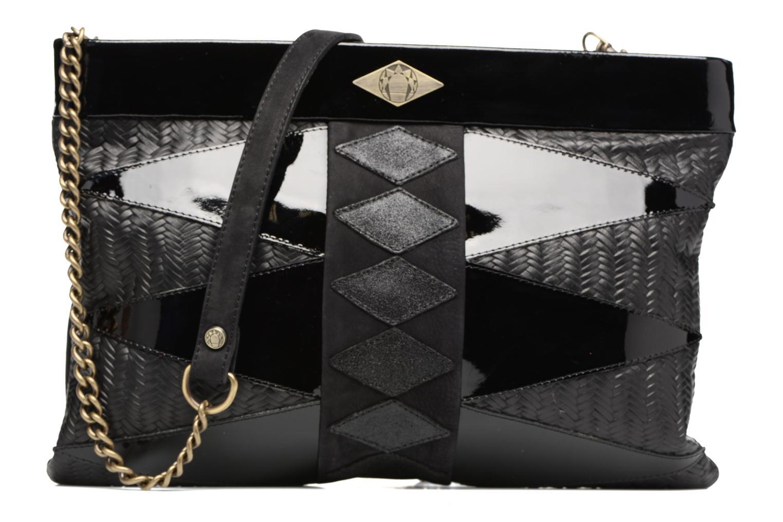 Handtaschen Mohekann Navajo schwarz detaillierte ansicht/modell