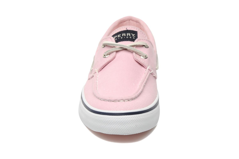 Chaussures à lacets Sperry Bahama 96886 Rose vue portées chaussures