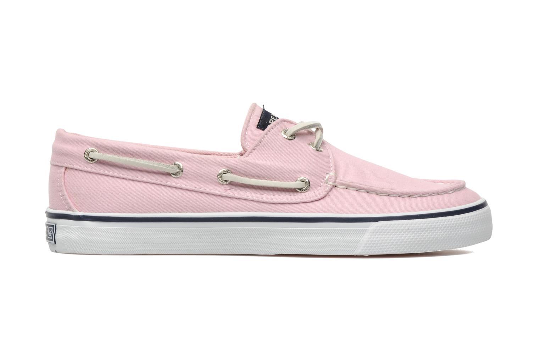 Chaussures à lacets Sperry Bahama 96886 Rose vue derrière