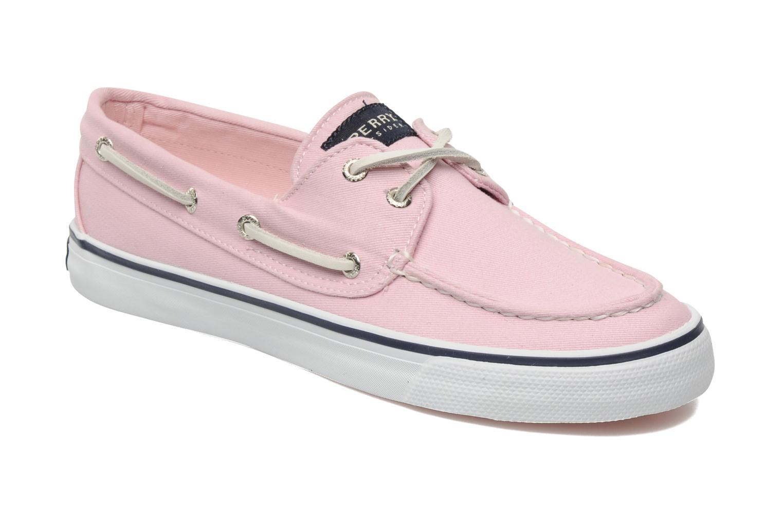 Chaussures à lacets Sperry Bahama 96886 Rose vue détail/paire