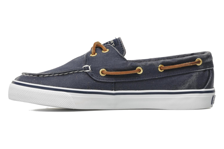 Chaussures à lacets Sperry Bahama 96886 Bleu vue face