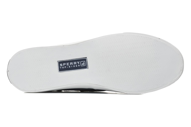 Chaussures à lacets Sperry Bahama 96886 Bleu vue haut