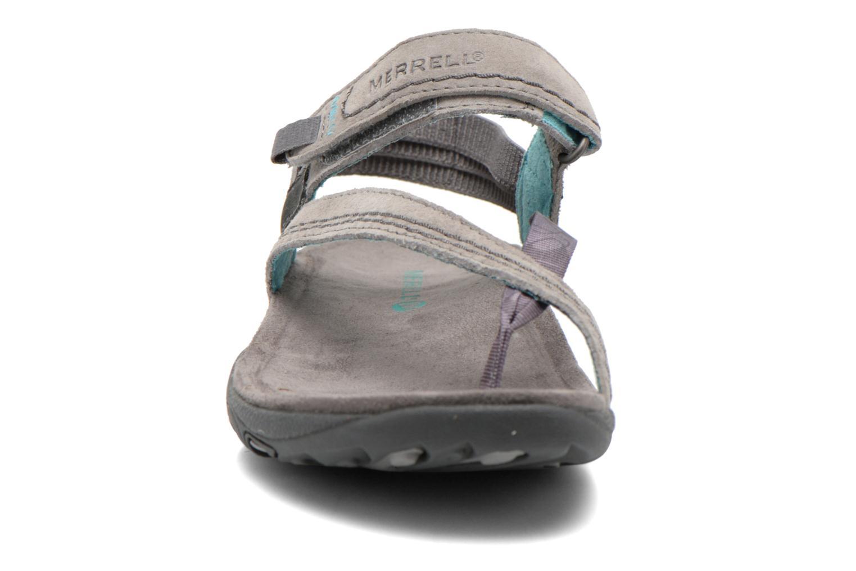 Chaussures de sport Merrell MIMOSA CLOVE Gris vue portées chaussures