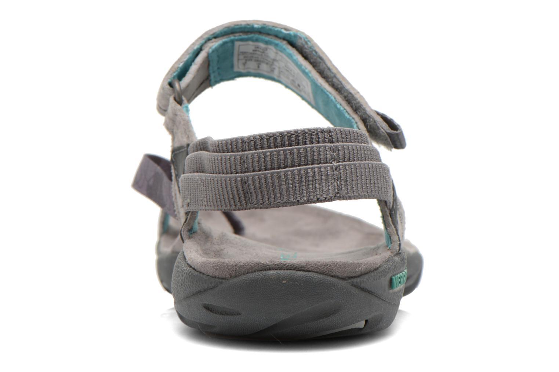 Chaussures de sport Merrell MIMOSA CLOVE Gris vue droite