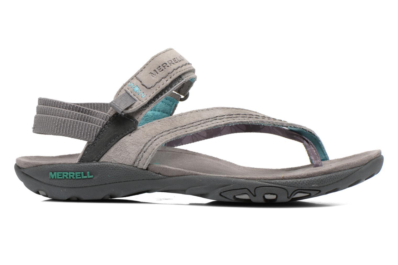 Chaussures de sport Merrell MIMOSA CLOVE Gris vue derrière