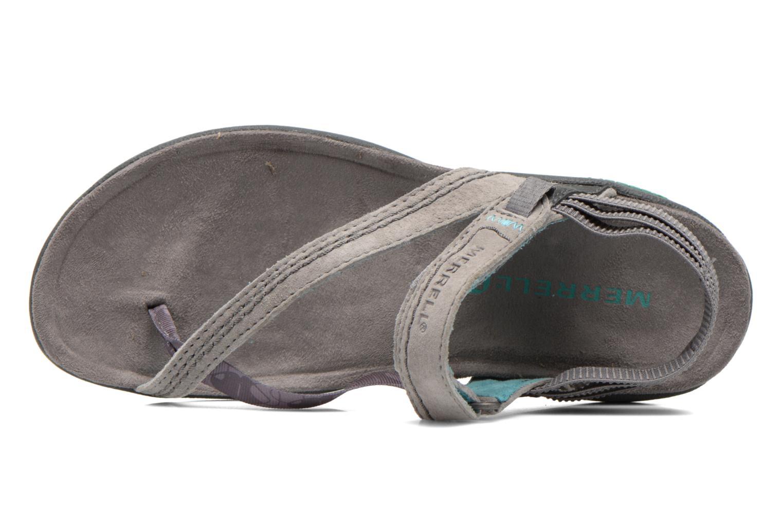 Chaussures de sport Merrell MIMOSA CLOVE Gris vue gauche