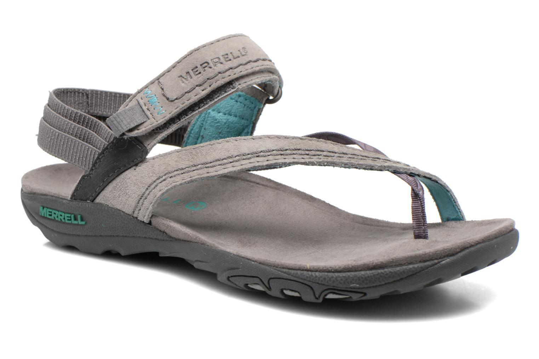 Chaussures de sport Merrell MIMOSA CLOVE Gris vue détail/paire