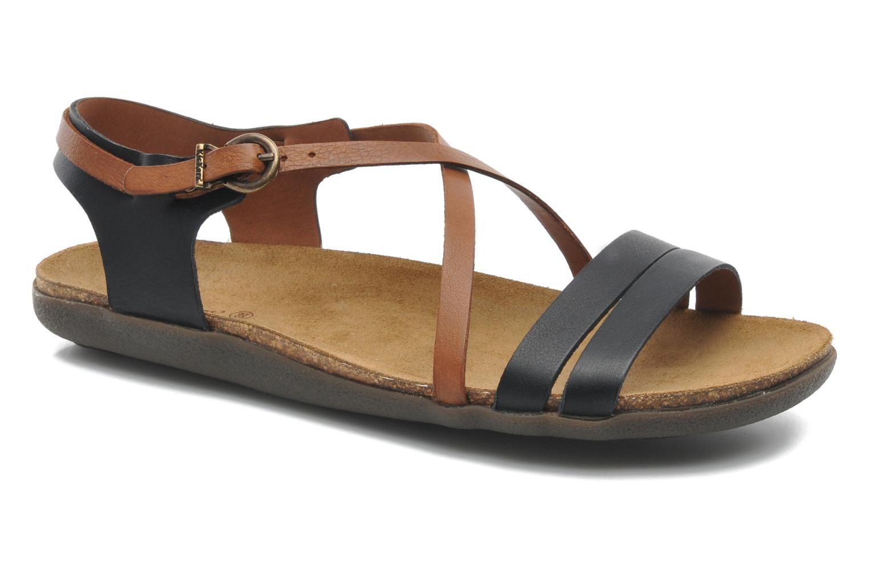 Sandalen Kickers Atomium mehrfarbig detaillierte ansicht/modell