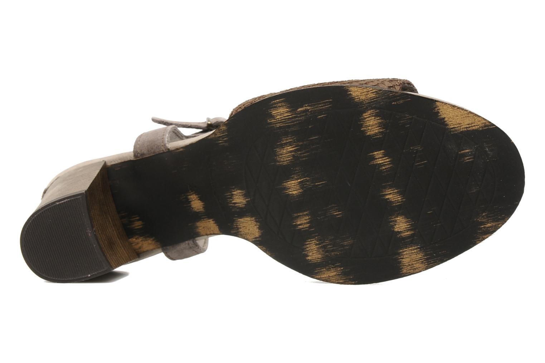 Sandalen Kickers MEREDITH Bruin boven
