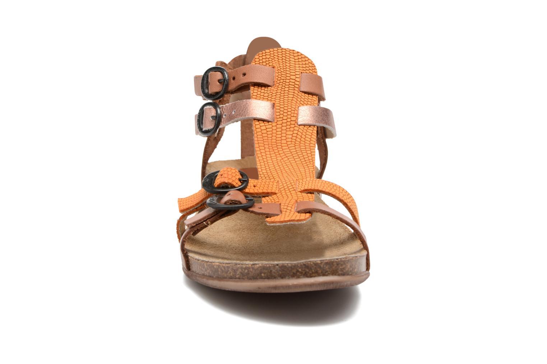Ana Camel Multico Orange