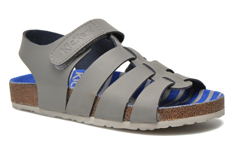 Sandali e scarpe aperte Kickers MAGINO Grigio vedi dettaglio/paio