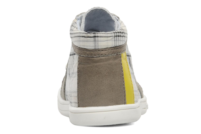 Bottines et boots Kickers TEOPHANE Gris vue droite