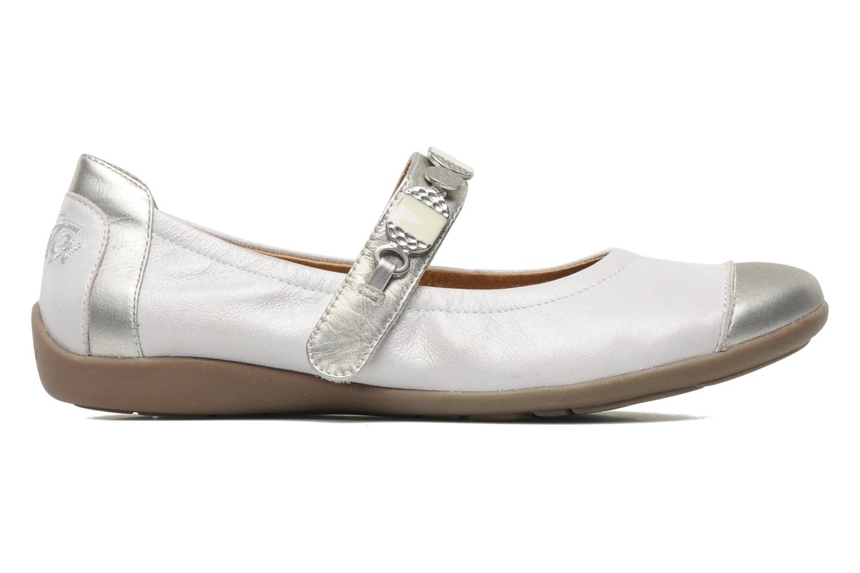 Ballerina's Karston Kekos Zilver achterkant