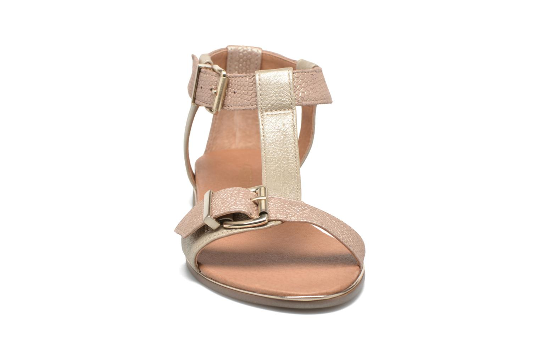 Sandalen Karston Sobel gold/bronze schuhe getragen