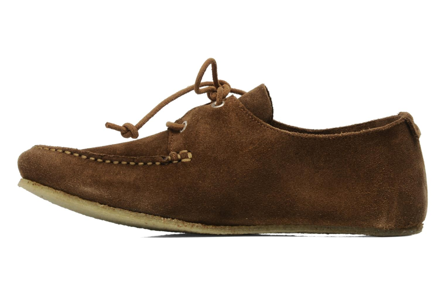 Kendall Brown Suede
