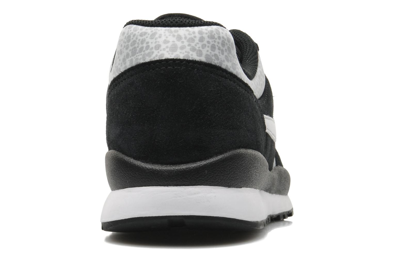Baskets Nike Air Safari Le Noir vue droite