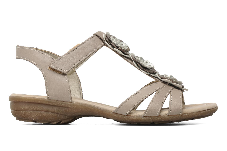 Sandalen Remonte SONDRA R3657 Beige achterkant