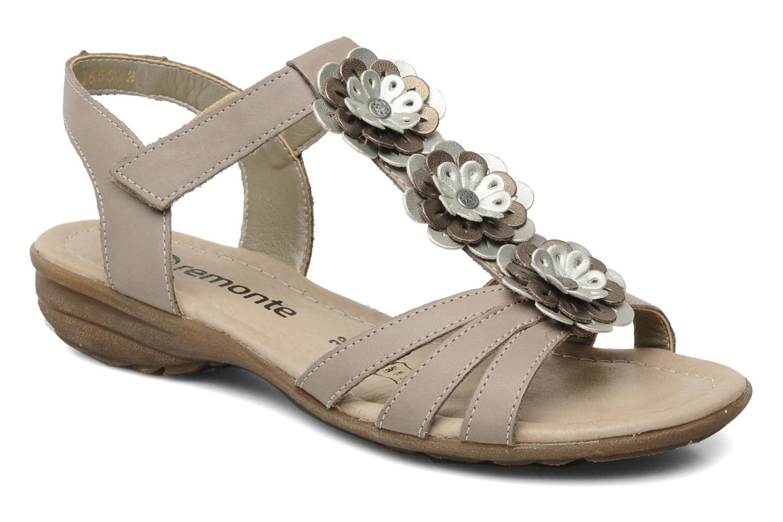 Sandalen Remonte SONDRA R3657 Beige detail