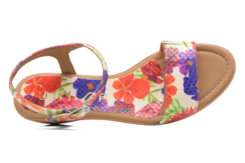 Sandalen Unisa Irita Multicolor links