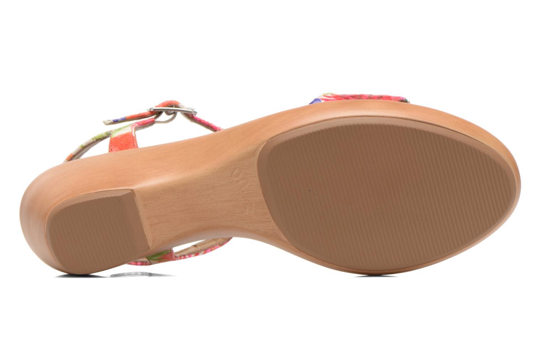 Sandales et nu-pieds Unisa Irita Multicolore vue haut
