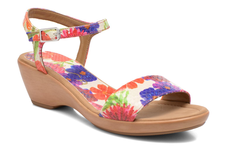 Sandales et nu-pieds Unisa Irita Multicolore vue détail/paire