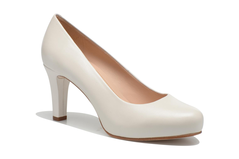 Zapatos de tacón Unisa Numis Blanco vista de detalle / par