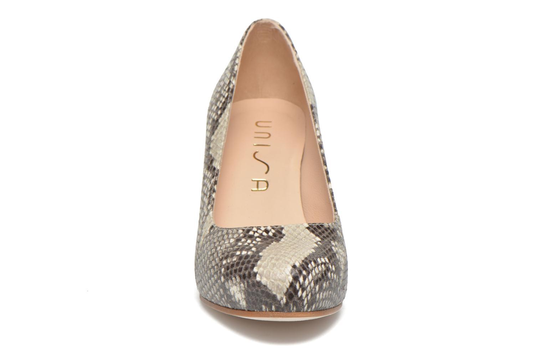 High heels Unisa Numis Beige model view