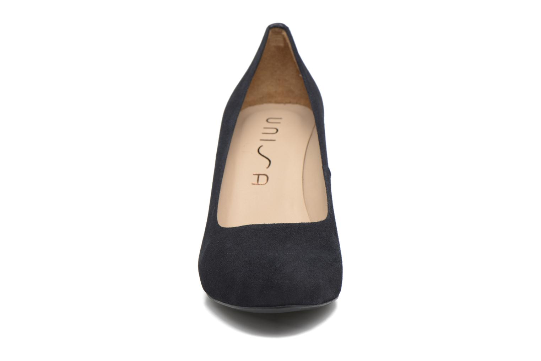 Zapatos de tacón Unisa Numis Azul vista del modelo