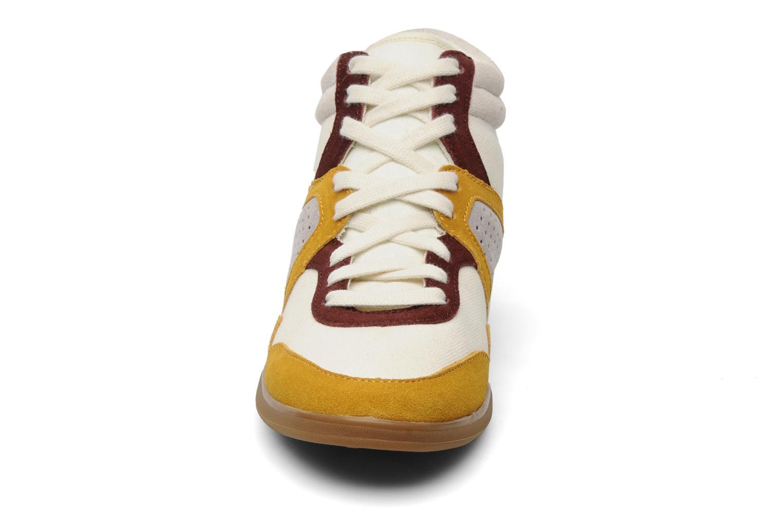 Sneaker Le Coq Sportif Monge Heavy Cvs mehrfarbig schuhe getragen